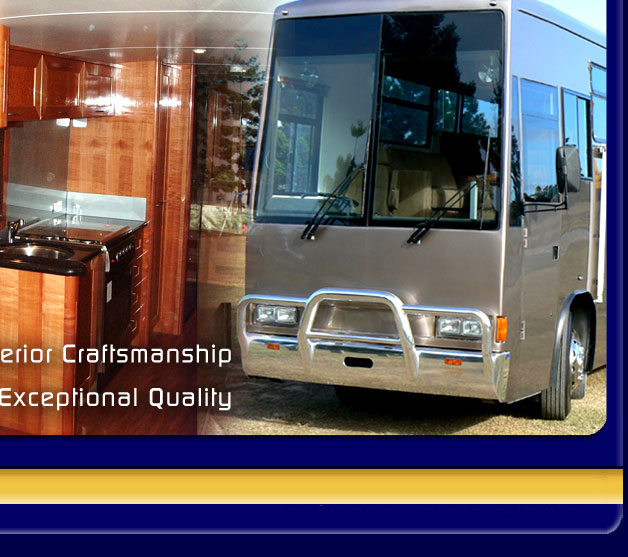 Billabong MotorHomes Custom Built Interior Brisbane