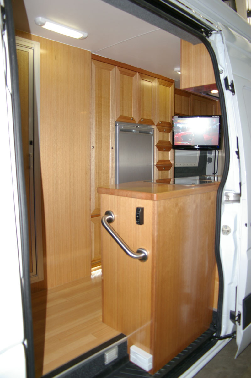 Billabong Motorhomes Custom Built Motorhome Conversions